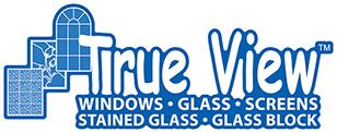 Logo True View Windows & Glass