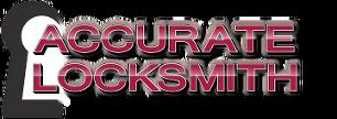 Logo Accurate Locksmith