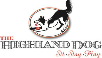 Logo The Highland Dog