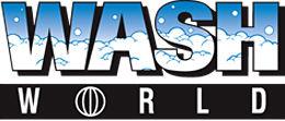 Logo Wash World Coin Laundry