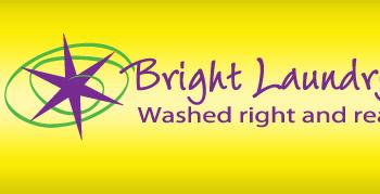 Logo Bright Laundry Service