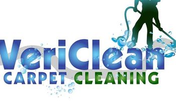 Logo VeriClean Carpet cleaning