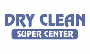 Logo Dry Clean Super Center