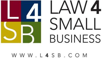 Logo Law 4 Small Business