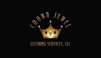 Logo Crown Jewel Cleaning Services