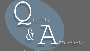 Logo Q&A autoglass