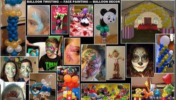 Logo Creative Balloon Studio