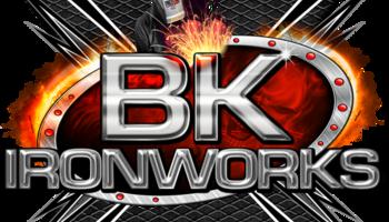 Logo BK Iron Works