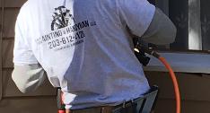 Logo JC painting & handyman llc