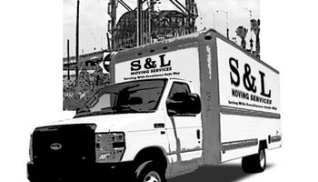 Logo S&l moving service