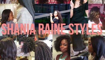 Logo Shania Raine Styles