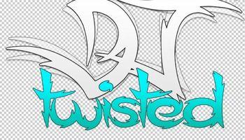 Logo DJ TWISTED