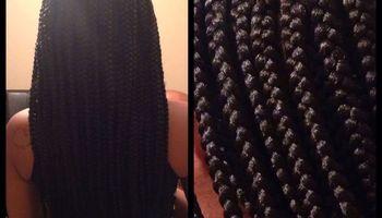 Logo Home braids