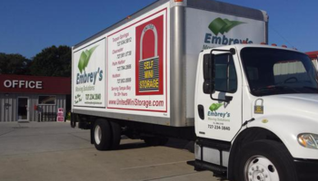 Logo Embrey's Moving Solutions