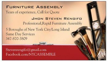 IKEA/Furniture Assembly (NYC)