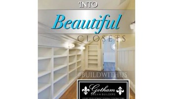 CUSTOM CLOSETS FREE ESTIMATE QUALITY WORK AT BEST PRICES
