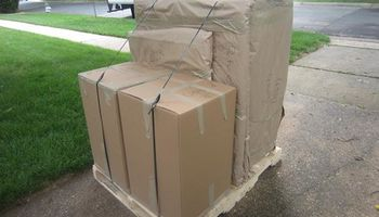 Packing Service, Inc. Palletizing Furniture and Machinery