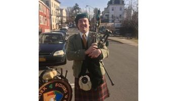 * Bagpiper for Hire * All Events