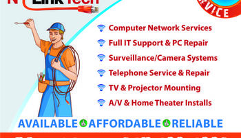 Network, Telephone, Fax, Surveillance & Audio/Visual Service