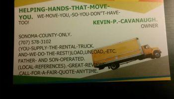 We Load And Unload, Homes, Apt's, Storages, Rental- Trucks. etc.