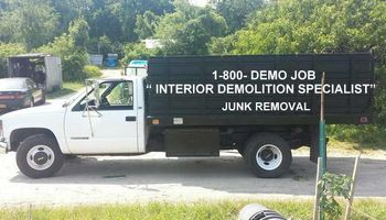 AFFORDABLE / DEMOLITION / CLEAN UPS / RUBBISH - JUNK REMOVAL