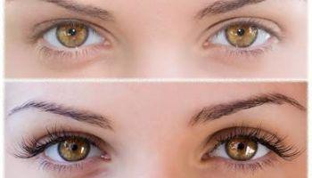 Eyelash extenison clusters!