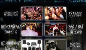 Dj for hire wedding sweet 16