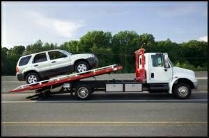 Flatbed Tow Truck Service To And From Manhattan 24 hrs 7 days a week