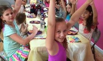 KIDS BIRTHDAY PARTY - ZUMBA, YOGA, HIP HOP