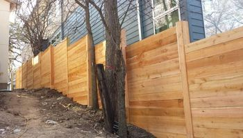 Need a new wood fence?