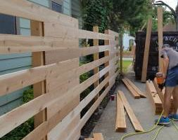 Custom Fence Design and Installation