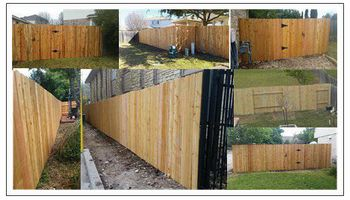 Fence - fence! LABOR AND MATERIALS!