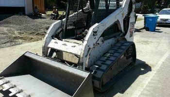 Bobcat, demo, dirt work, excavation