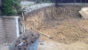 Service Concrete Company. RETAINING WALLS