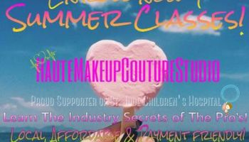 Become a Certified Makeup MUA! Learn The Secrets of The Industry Pro's
