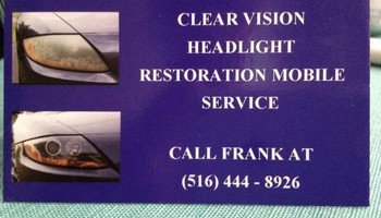 Headlight restoration $30 mobile service guaranteed