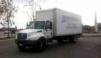 "SECURE MOVERS CO. FULLY LICENSED & INSURED ""A+"" rated by the BBB!"