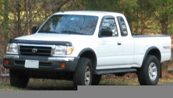 Big Rob's pick-up Truck Furniture Moving service