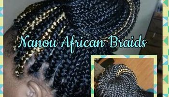 WE BRAID TODAY :) Come now!