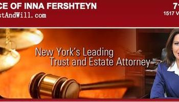 TOP BROOKLYN ATTORNEY.  Inna Fershteyn and Associates, P.C.