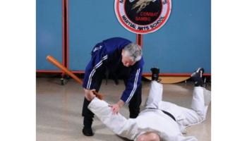 Self Defense - Combat SAMBO