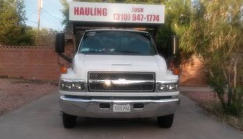 Jose's hauling &construction clean-up