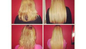 HAIR EXTENSIONS THAT ARE AFFORDABLE! Le Tress Chic