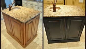 Refurbish your Kitchen & Bathroom Cabinets From Old 2 New!
