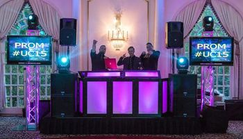 DJ's for Proms, Project Grads and School Events!
