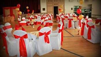 AFFORDABLE DECORATIONS FOR YOUR NEXT EVENT. Red Balloon Events.