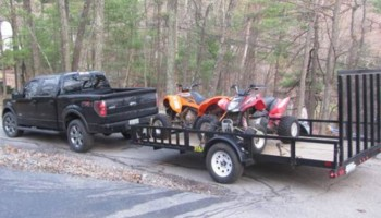ATV/MOTORCYCLE TRANSPOTATION