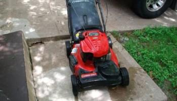 Mobile Lawn Mower Repair