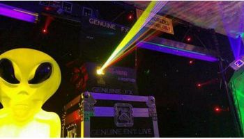 HIGH POWERED PROFESSIONAL LASER SHOW FOR YOUR EVENT!!!