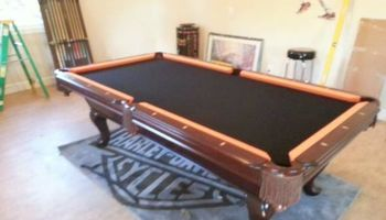 Pool table Moves&Repair 'The Billiard Doctor'